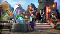"""Les Chevaliers Dragons PLAYMOBIL """"Les gardiens des coeurs de Dragons"""""""