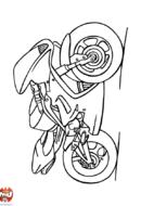 Grosse moto