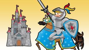 Coloriage Moyen Âge