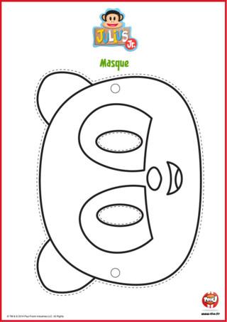 Tfou.fr te propose ce super coloriage pour enfant gratuit de Ping, l'un des héros de ta série Julius Jr. Imprime et colorie Ping, cette fille panda de quatre ans qui est aussi très rieuse. Retrouve plein d'autres coloriages Julius Jr sur Tfou !