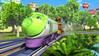 Bruno, le gardien d'animaux - Chuggington