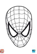 Masque 2 Spiderman