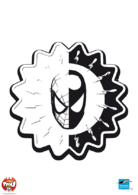 Masque 3 Spiderman