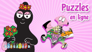 Puzzle Barbapapa