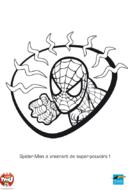 Spiderman et ses supers pouvoirs