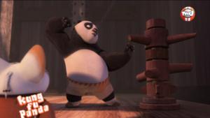 BA kung fu panda janvier 2014