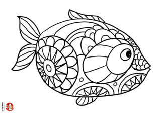 Tu aimes le 1er Avril ? Retrouve sur TFOU.fr pleins de coloriages de poissons gratuits à imprimer et colorier. Prends donc tes meilleurs crayons et tes meilleurs feutres afin de donner plus de couleurs et plus de joie à ce gros poisson. Et si tu cherches encore plus de poisson à colorier, continue à naviguer sur TFOU.fr et trouves d'autres petits et gros poissons à imprimer, colorier et découper. A très vite !