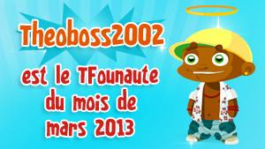 Visuel TFounaute theoboss2002