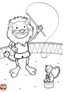 Le lion dompteur