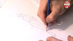 Bonus dessin Alex - Totally Spies