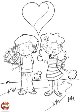 A la Saint Valentin, on s'offre des cadeaux : des chocolats, un gentil mot ou un petit cadeau réalisé soit même. Qu'offriras-tu à la Saint Valentin ?