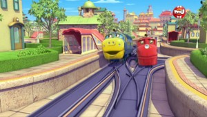 Main dans la main - Chuggington