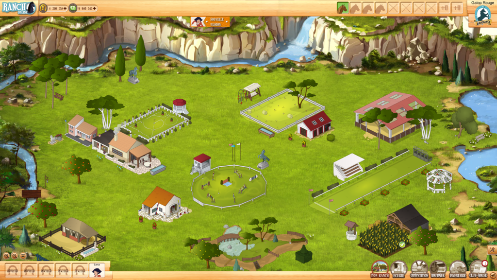 Le-ranch_online_jeu_map