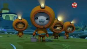 Les Octonauts et les cochons de mer - Octonauts