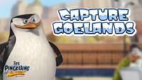Jeu Les Pingouins de Madagascar : Capture goélands