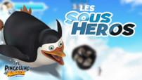 Jeu Les Pingouins de Madagascar : Les sous héros