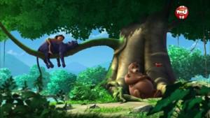 Le monstre de la jungle - Le livre de la jungle