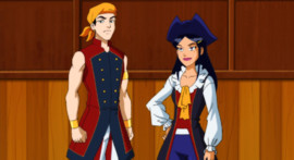 Visuel Totally Spies épisode 615