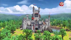Robin des bois - La statue du prince