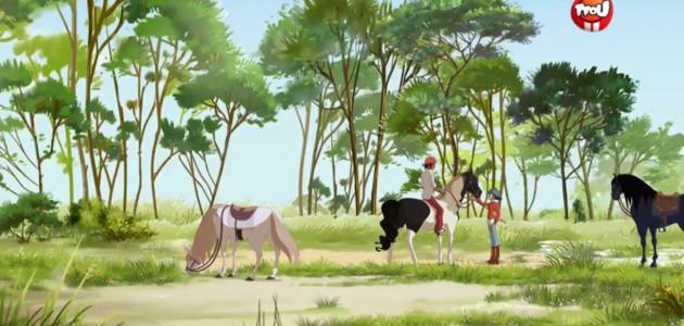 Cavalier seul - Le Ranch