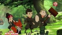 BA Mini Ninjas