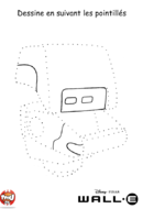 Robot en pointillés