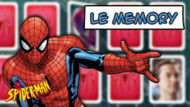 Jeu Spiderman : Le memory