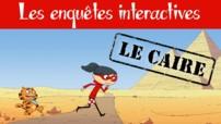 Les enquêtes de Mirette : Le Caire