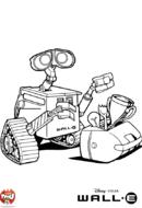 WALL.E et sa boîte
