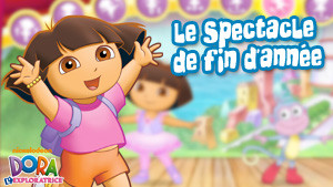 Dora Le spectacle de Fin d&#039;Anne