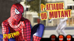 Jeu Spiderman : L'attaque du mutant