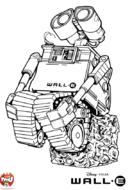 WALL.E fait une figure