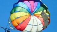Coloriage Parachute