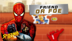 Jeu Spiderman : Friend or Foe