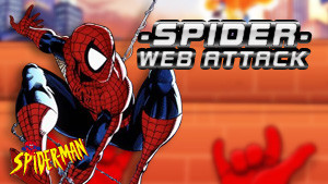 Jeu Spiderman : Spider web attack
