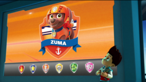 Intro Zuma - Paw Patrol