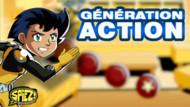 Jeu de Spiez - generation action