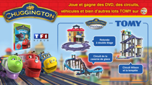 Visuel Chuggington Concours