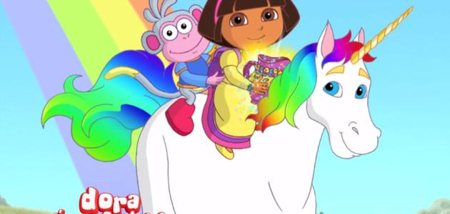 Dora au secours du pays des contes de fées - Mercredi 14 octobre sur TFou !
