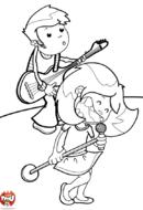 Les jeunes musiciens