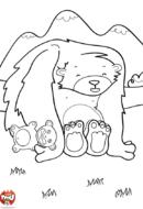 L'ours et son nounours