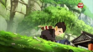 Les voeux dans le vent - Mini Ninjas