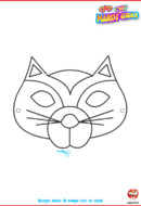 chat_coloriage