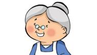 Coloriage Fête des grands-mères