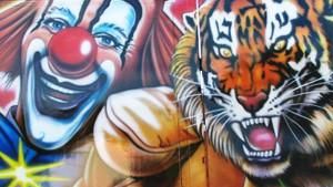 Coloriage Cirque