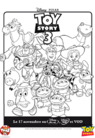 Toy Story groupe
