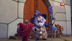 Mike le chevalier nous raconte une belle histoire - Mike le chevalier