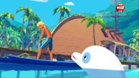 La perle noire - Oum le dauphin blanc