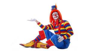Coloriage Clown