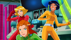 Les Totally Spies